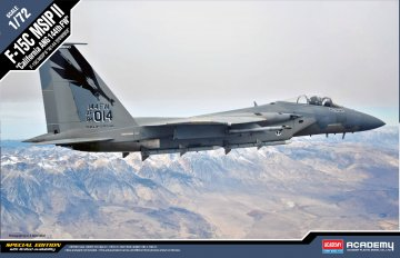 F-15C - Califonia Ang 144th FW · AY 12531 ·  Academy Plastic Model · 1:72