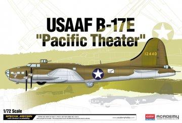 B-17E USAAF PTO · AY 12533 ·  Academy Plastic Model · 1:72