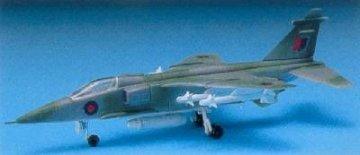Sepecat Jaguar · AY 12606 ·  Academy Plastic Model · 1:144