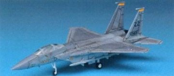 F-15 Eagle · AY 12609 ·  Academy Plastic Model · 1:144