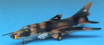 Su-22 Fitter · AY 12612 ·  Academy Plastic Model · 1:144