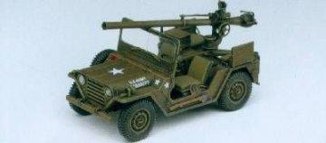 M151A1 w/105 mm · AY 13003 ·  Academy Plastic Model · 1:35
