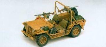IDF M-151A1 SHIMIRA · AY 13004 ·  Academy Plastic Model · 1:35