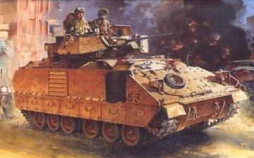 M2A2 Bradley O.I.F. · AY 13205 ·  Academy Plastic Model · 1:35