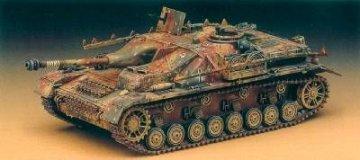 Sturmgeschütz IV · AY 13235 ·  Academy Plastic Model · 1:35