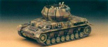Panzer IV Wirbelwind · AY 13236 ·  Academy Plastic Model · 1:35