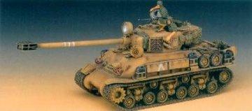 IDF M51 Super Sherman · AY 13254 ·  Academy Plastic Model · 1:35