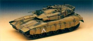 IDF Merkava Mk III · AY 13267 ·  Academy Plastic Model · 1:35