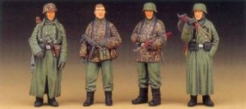 Deutsche Infanterie Ardennen · AY 1377 ·  Academy Plastic Model · 1:35