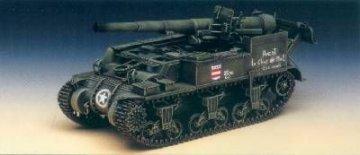 M12 155 mm Selbstfahrlafette · AY 1394 ·  Academy Plastic Model · 1:35
