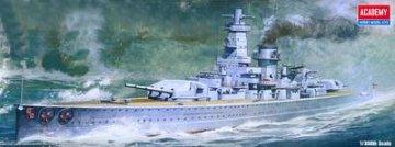 Admiral Graf Spee · AY 14103 ·  Academy Plastic Model · 1:350