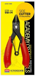 ACADEMY SIDE CUTTER GENERAL · AY 15920 ·  Academy Plastic Model