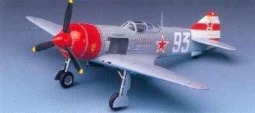 La-5/7 Lavochkin · AY 1649 ·  Academy Plastic Model · 1:48