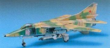 MiG-27 Flogger · AY 1654 ·  Academy Plastic Model · 1:72