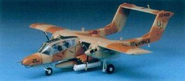 Ov-10D Bronco · AY 1680 ·  Academy Plastic Model · 1:72