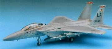 F-15D Eagle · AY 2109 ·  Academy Plastic Model · 1:72