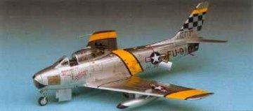 F-86 Sabre MiG Killer · AY 2183 ·  Academy Plastic Model · 1:48