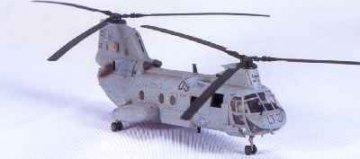 CH-46E Bull Frog · AY 2226 ·  Academy Plastic Model · 1:48