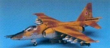 Su-25 Frogfoot · AY 4439 ·  Academy Plastic Model · 1:144