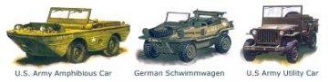 Command Car Set · AY 72003 ·  Academy Plastic Model · 1:72