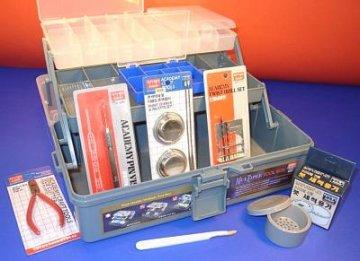 Modellbau Starter Set · AY SET ·  Academy Plastic Model