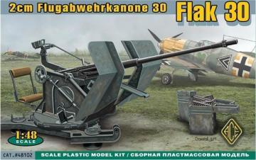 2cm Flak 30 · ACE 48102 ·  ACE · 1:48