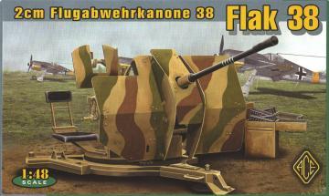2cm Flak 38 · ACE 48103 ·  ACE · 1:48