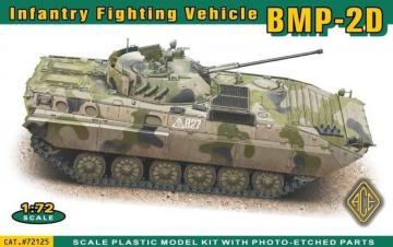 BMP-2D Infantry Fighting vehicle · ACE 72125 ·  ACE · 1:72