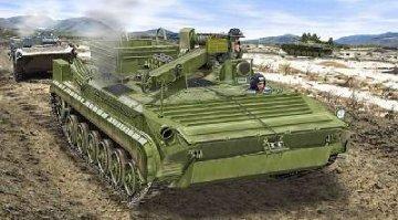 BREM-2 Soviet recovery vehicle · ACE 72130 ·  ACE · 1:72