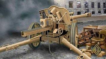 10.5cm leichte Feldhaubitze 18/40 Drachenfels · ACE 72226 ·  ACE · 1:72
