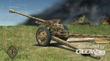 F-22 Soviet 76mm Field Gun German Pak.36(r) · ACE 72233 ·  ACE · 1:72