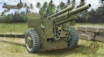 M-101 (M2A1) 105mm US howitzer · ACE 72235 ·  ACE · 1:72