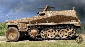 Sd.Kfz.250/1 (alt) Armored Personnel Car · ACE 72240 ·  ACE · 1:72