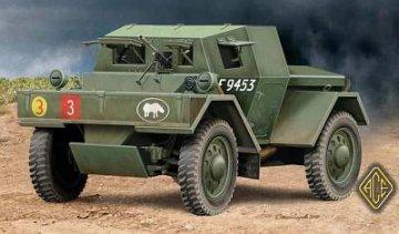 Dingo Mk.Ib/II Scout Car · ACE 72248 ·  ACE · 1:72