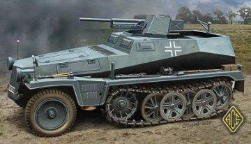 Sd.Kfz.250/10 Leichter Schutzenpanzerwagen (3.7cm) · ACE 72253 ·  ACE · 1:72