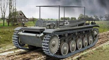 Pionier Kampfwagen II · ACE 72272 ·  ACE · 1:72