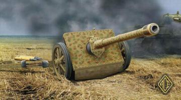 7,5cm Panzerabwehrkanone 41 (Pak.41) · ACE 72280 ·  ACE · 1:72