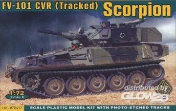 FV-101 CVR(Tracked) Scorpion · ACE 72417 ·  ACE · 1:72