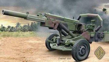 M-102 US 105mm howitzer · ACE 72419 ·  ACE · 1:72