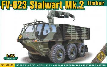 FV-623 Stalwart Mk.2 limber · ACE 72436 ·  ACE · 1:72