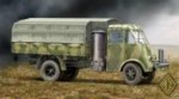 AHN French 3,5t Gas generator truck · ACE 72532 ·  ACE · 1:72