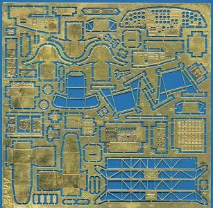 PE-Set for An-12 Cub (RODEN) Für Roden - Bausatz · ACE PE7225 ·  ACE · 1:72