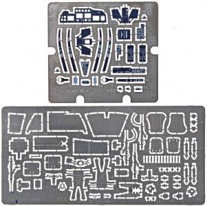 Photoetched set Ka-52 interior [Zvezda] · ACE PE7267 ·  ACE · 1:72
