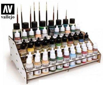 Farbständer für die Werkstatt · VAL 26007 ·  Acrylicos Vallejo
