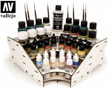 Ergänzungsmodul Farbständer · VAL 26008 ·  Acrylicos Vallejo