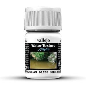 Stilles Wasser, Still water 30 ml · VAL 26235 ·  Acrylicos Vallejo