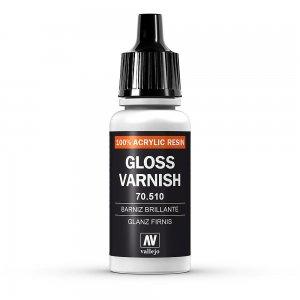 Gloss Varnish (Glanzlack) 17ml · VAL 70510 ·  Acrylicos Vallejo