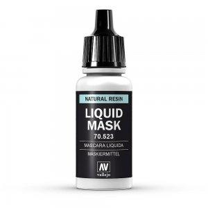 Liquid Mask (17ml) · VAL 70523 ·  Acrylicos Vallejo