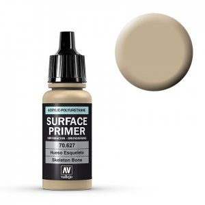 Skeleton Bone - Surface Primer - 17 ml · VAL 70627 ·  Acrylicos Vallejo