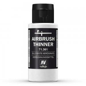 Airbrush Verdünner (Thinner) - 60 ml · VAL 71361 ·  Acrylicos Vallejo